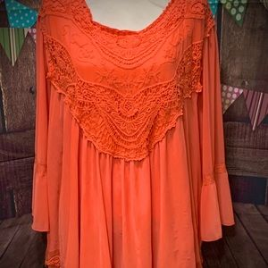 Tops - Flowy Layered Top